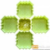 Цена: 7,5 $ - 11$/M2Название плитки: Арабский Захрат 2Размер: 45 ммФорма: Код-404(пе...