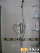 Установка фильтров на душ.