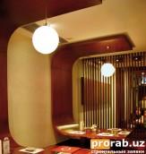 Креос Фил Позе - декоративная штукатурка. Подходит для ресторанов, баров, кафе, ночных клу...